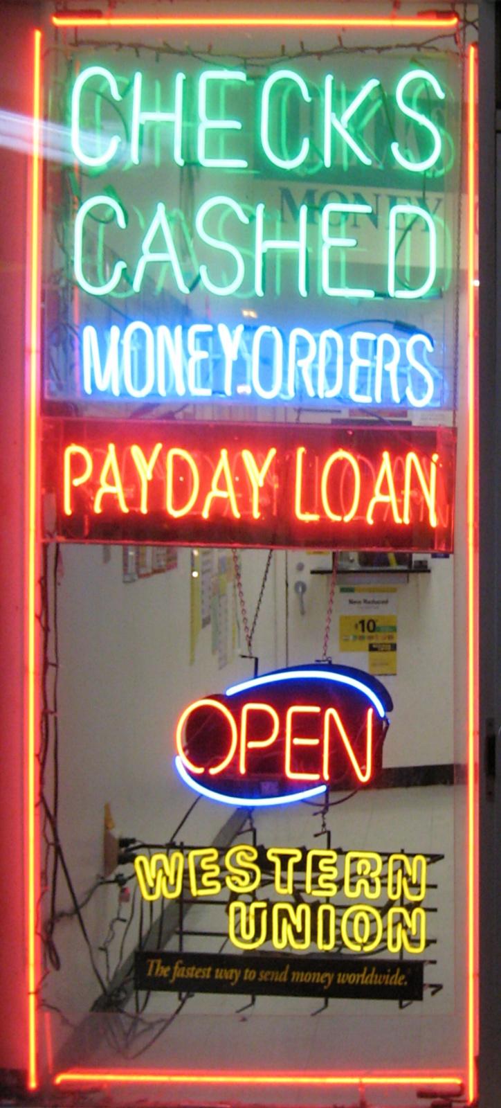 Lakewood wa payday loans
