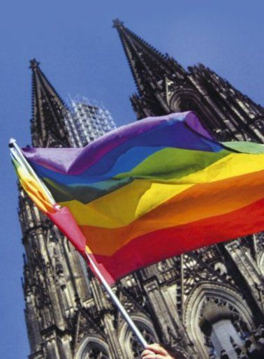 homosexual church